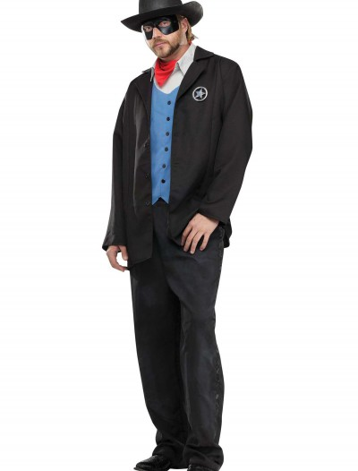 Mens Wild West Avenger Costume