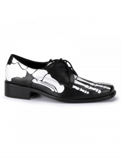 Men's X-Ray Skeleton Shoes