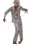 Mens Zombie Convict Costume