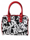 Mickey Mouse Faux Leather Bag