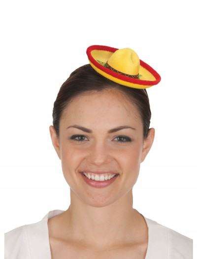 Mini Sombrero Hat