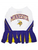 Minnesota Vikings Dog Cheerleader Outfit