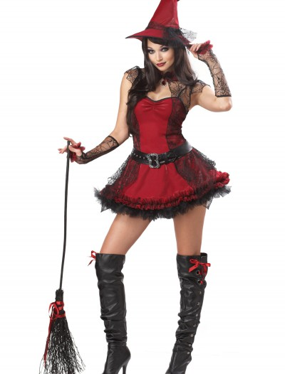Mischievous Witch Costume