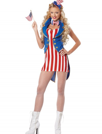 Miss Independence Costume