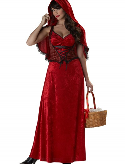 Miss Red Costume