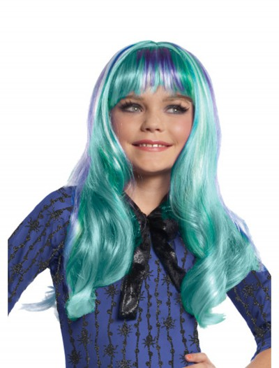 Monster High Twyla Child Wig