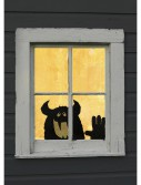 Monster Peek A Boo Window Treatment
