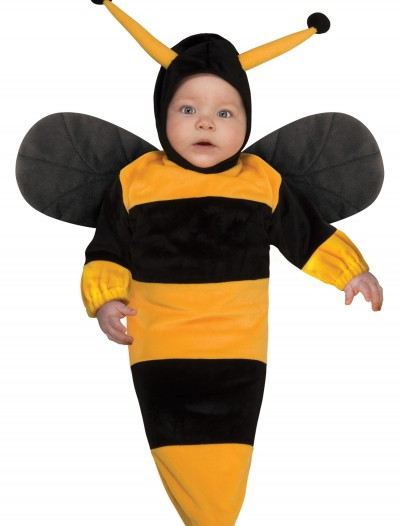 Newborn Lil Bumble Bee Costume