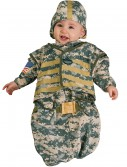Newborn Soldier Costume