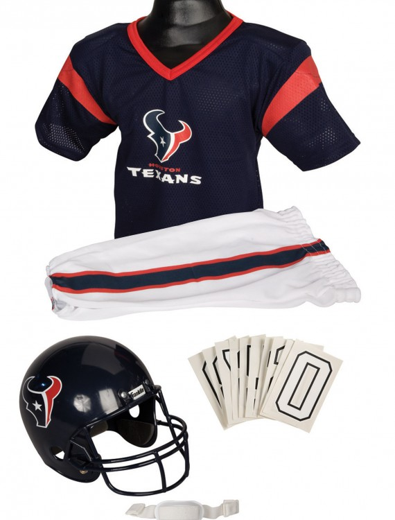 NFL Texans Uniform Costume