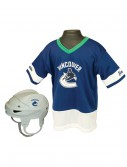 NHL Vancouver Canucks Kid's Uniform Set