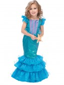 Ocean Mermaid Costume