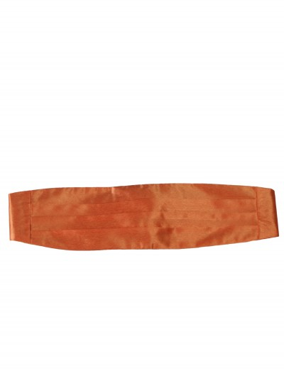 Orange Cummerbund