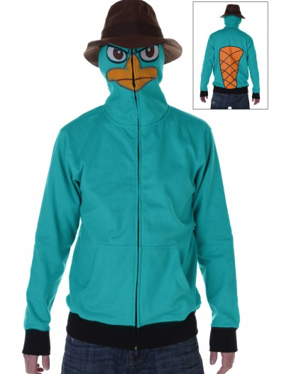 Phineas and Ferb Agent P Hoodie