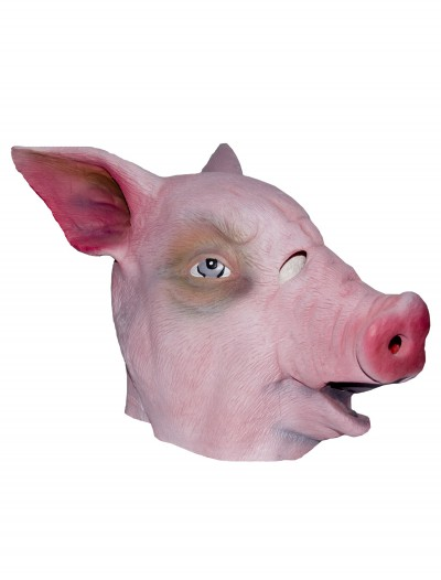 Pig Latex Mask