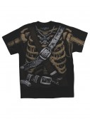 Pirate Bones Costume T-Shirt
