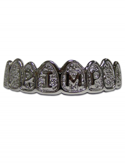 Platinum Grillz Pimp Teeth