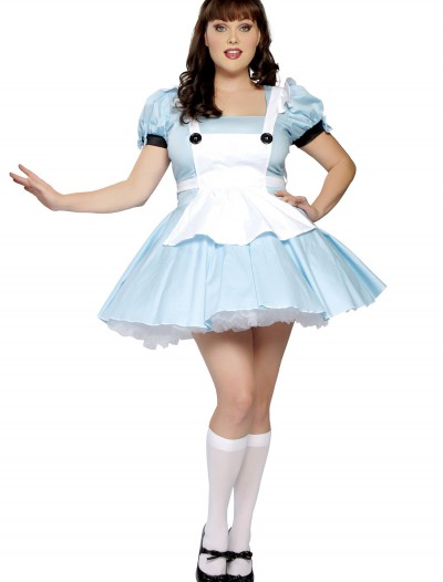 Plus Size Alice Costume