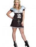 Plus Size Sexy Quarterback Sack Costume