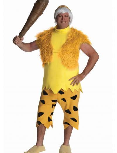 Plus Size Bamm Bamm Costume