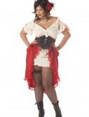 Plus Size Cantina Gal Costume