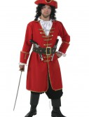 Plus Size Captain Blackheart Costume
