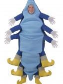Plus Size Caterpillar Costume