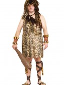 Plus Size Caveman Costume