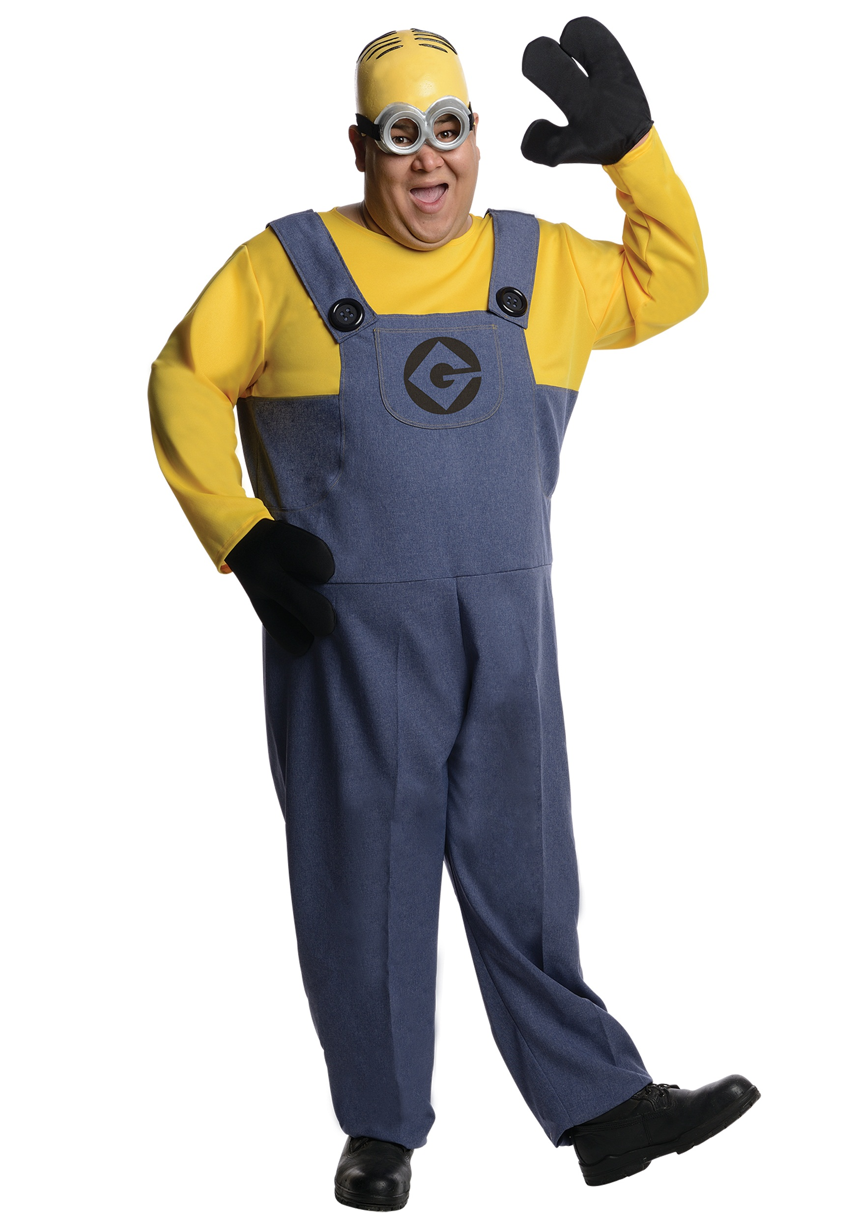 Plus Size Dave Minion