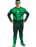 Plus Size Deluxe Green Lantern Costume