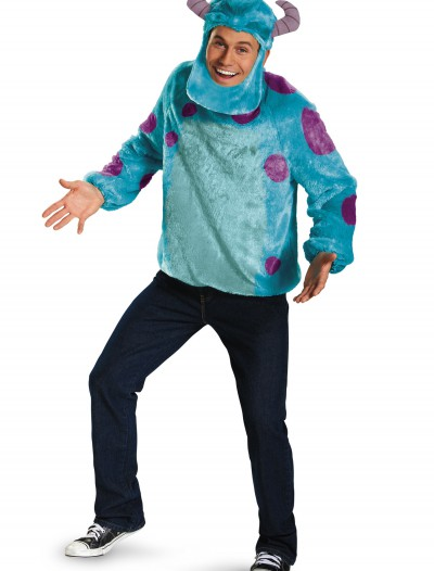 Plus Size Deluxe Sulley Costume