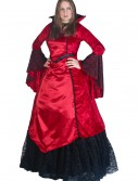 Plus Size Devil Temptress Costume