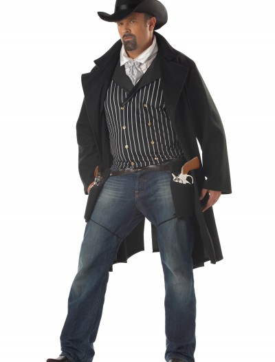 Plus Size Gunfighter Costume