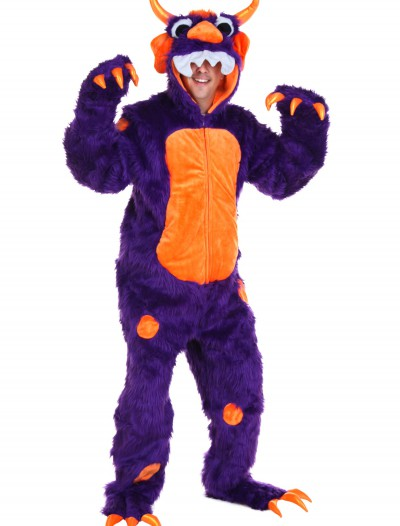 Plus Size Morris the Monster Costume