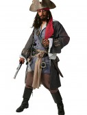 Plus Size Realistic Caribbean Pirate Costume