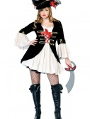 Plus Size Sexy Captain Swashbuckler Costume