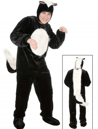Plus Size Skunk Costume