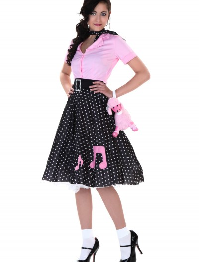Plus Size Sock Hop Cutie Costume