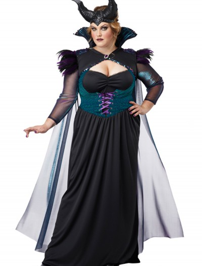 Plus Size Storybook Sorceress Costume