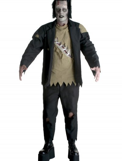 Plus Size Vintage Monster Costume