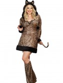 Plus Size Women's Cheetah-Licious Costume