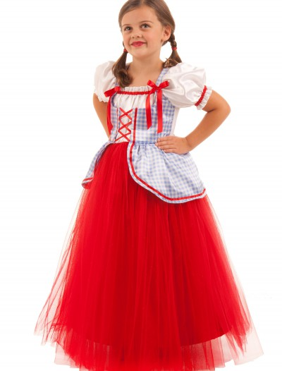 Dorothy Princess Costume