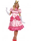 Princess Peach Deluxe Adult Costume