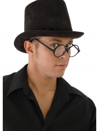 Professor Glasses Black