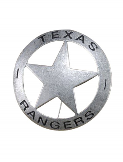 Prop Replica Lone Ranger Badge