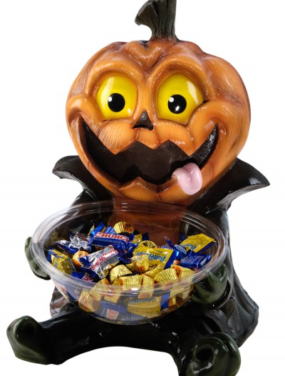 Pumpkin Candy Bowl Holder