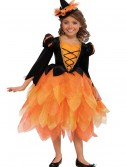 Pumpkin Witch Girl Costume