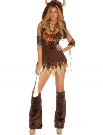 Queen of the Cave Costume