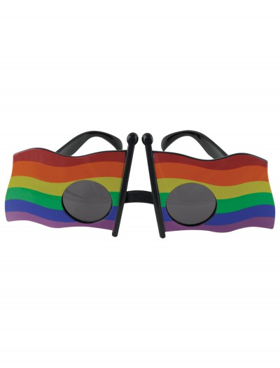 Rainbow Flag Glasses