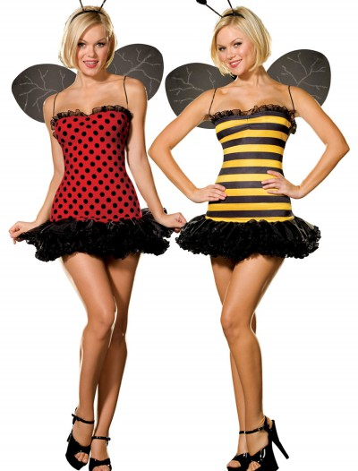 Reversible Ladybug / Bumble Bee Costume